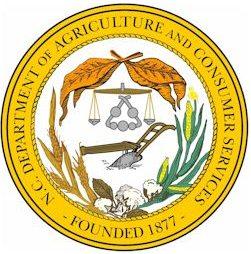 North Carolina Dept Agriculture Logo-Small
